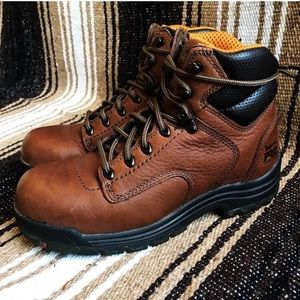 Soft Leather Timberland Boots!!